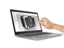 HP ZBook 15u Touch
