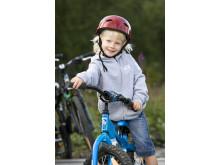 Nytt cykelområde i Björnen för alla barn