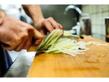 Nya restaurangen Grow i Åre ger grönsakerna huvudrollen