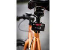 Lifestylephoto Varia Fahrrad-Radar