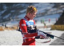 Isak Flo Bødal,skytebane,sprint menn junior, junior-vm 2016