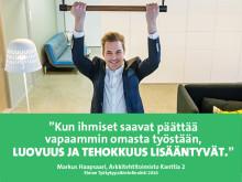 Eteran Työkykypalkintofinalisti 2016 Arkkitehtitoimisto Kanttia 2_3