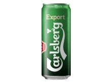 Carlsberg Export 5,0% Sleek Can
