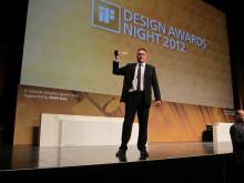 Toyota får internationellt pris för produktdesign