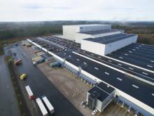 Tidligere i år leverede SSI Schäfer en højlagerudvidelse til JYSKs distributionscenter i Nässjö i Sverige