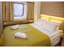 Comfort-hytt på Viking Cinderella