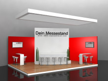 Messebau Design Lounge Stil