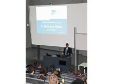 Rund 500 Fachleute aus Wissenschaft und Wirtschaft diskutierten zur 6. Wildauer Wissenschaftswoche über technologische Zukunftsthemen