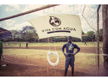 Kenya FOOTBALL 4 WASH by Paul Ripke