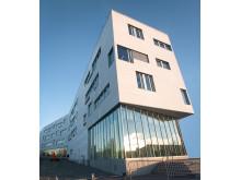 Novahuset, nominerat till Örebro kommuns Byggnadspris 2015