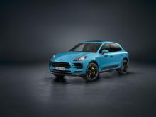 Den nye Porsche Macan