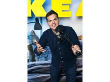 Kjell Eriksson, programledare IKEA Podologen