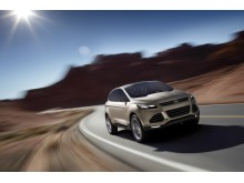 Ford visar koncept på ny global SUV på Detroit Motorshow 2011 - Ford Vertrek, bild 15