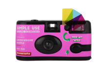Lomography Simple Use Film Camera_LomoChrome Purple_front