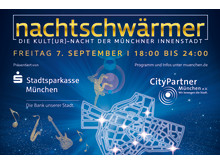 Kulturnacht Münchner Innenstadt