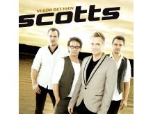 Scotts - Vi gör det igen albumkonvolut