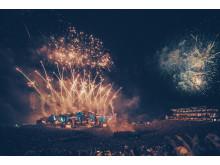 Steve Angello show Tomorrowland, Belgium