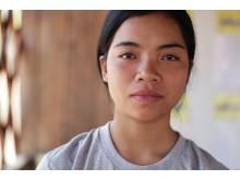 No Shame. Period. Pheang, 17 år från Kambodja