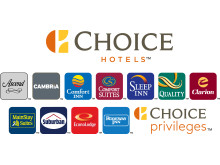 Logo Complet Choice Hotels International