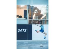 SATS club outside