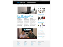 BIMobject portal - Start page