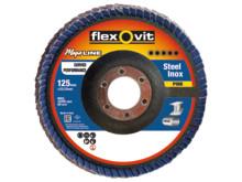 Flexovit lamellrondell Mega-Line Curved Performance - Produkt 2
