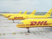 DHL er en del af verdens førende logistikkoncern, Deutsche Post DHL