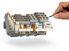 Det nye industrielle relæsystem til enhver relæapplikation
