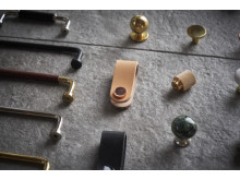 Knobs and handles for Gustavsberg bathroom furnitures. News September 2018