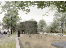 Den 4. maj 2017 markeres det første spadestik til det nye Frihedsmuseum sammen med befrielsen af Danmark i 1945.