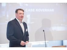 Janne Salonen esitteli Koverharin purkuprojektin
