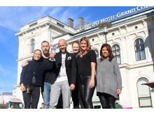 Oslohotellet, Comfort Hotel Grand Central, gikk av med seieren da Choice Hotels International kåret Europas beste Comfort Hotel.