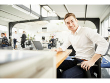 Alexander Lutze, BPW Innovation Lab in Siegburg