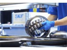 SKF  väljer Rittals energieffektiva kylaggregat.