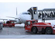Fly ved Oslo Lufthavn