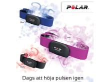 Polar H7_Dags att höja pulsen