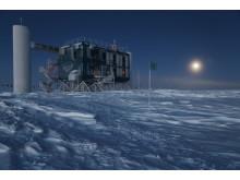 IceCube. Foto: Sven Lidström