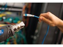 Soluciones Brother para el sector eléctrico y de telecomunicaciones