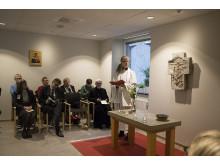 Återinvigning av sjukhuskyrkans kapell på Sahlgrenska 1 mars 2015