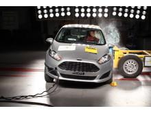 Ford Fiesta ja Euro NCAP