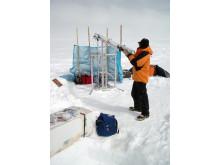 Iskjerneboring (2), Grønland