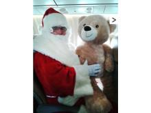 Ein ganz besonderer Nikolaustag für Bärenherz-Familien