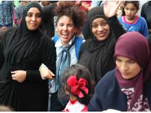 Clowner utan Gränser i Libanon 2015