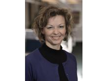 Ann Daugaard Skøt, filialdirektør i Arbejdernes Landsbank i Højstrup.