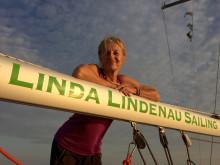 Linda Lindenau - jordenruntseglare som vågade förverkliga sin dröm.