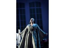 Nina Stemme som Turandot i Puccinis vackra och grymma saga
