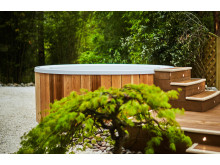 Hot Tubs at Aqua Sana Sherwood Forest