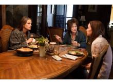 Julia Roberts, Meryl Streep och Julianne Nicholson