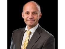 Peter Ekwall, regionchef för Zacco i Göteborgsregionen