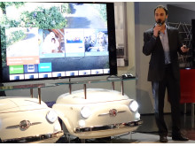 A. Marinoni - Conferenza stampa TV Sony 4K Android TV